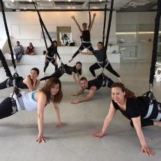 Bungee Workout – Vida Club Palermo